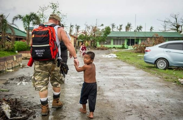 Direct Relief Response in Philippines