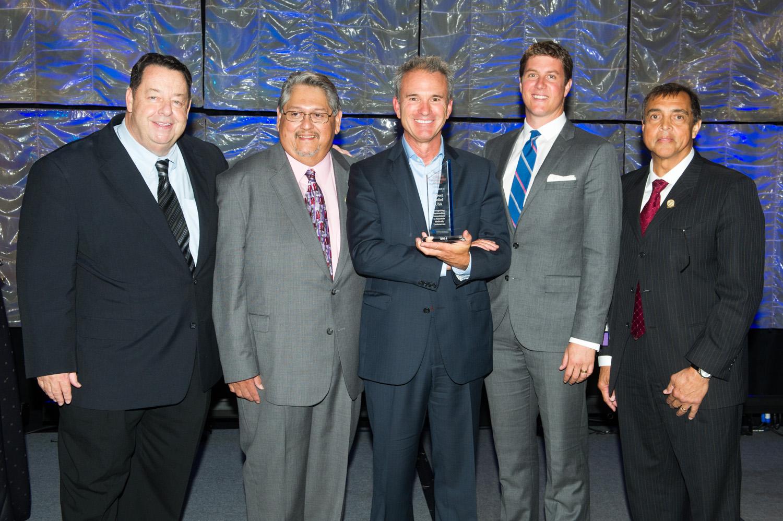 Power Through Partnership Award