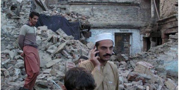 Emergency Update: Pakistan / Afghanistan Earthquake, 10/26