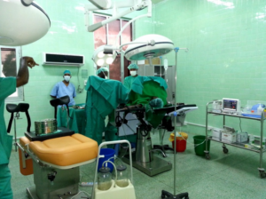 Since the fistula ward opened in January, more than 57 life-changing repair surgeries have been performed.