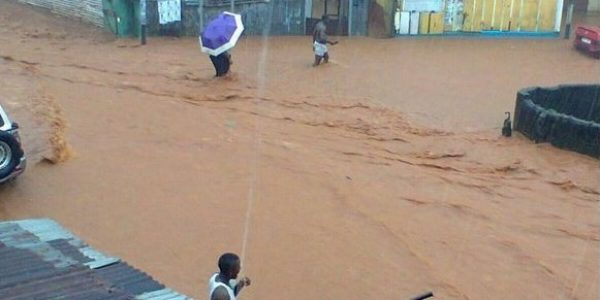 Emergency Response: Floods Displace Thousands in Sierra Leone
