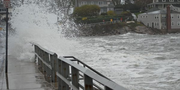 Hurricane Sandy: Offering Help Amid Evacuations, Outages