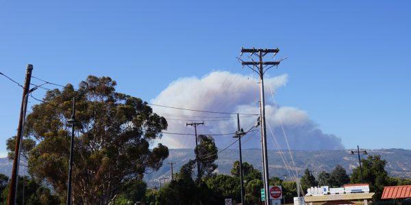 Emergency Update: Rey Fire, Santa Barbara