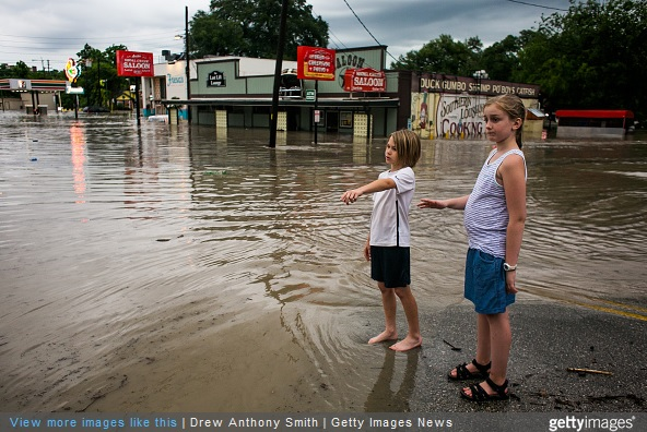 Getty image tx ok floods 2015