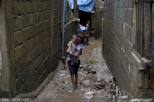 Getty philippines typhoon mario 9 25 14