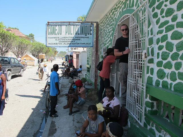 Haiti Camejo Polyclinique