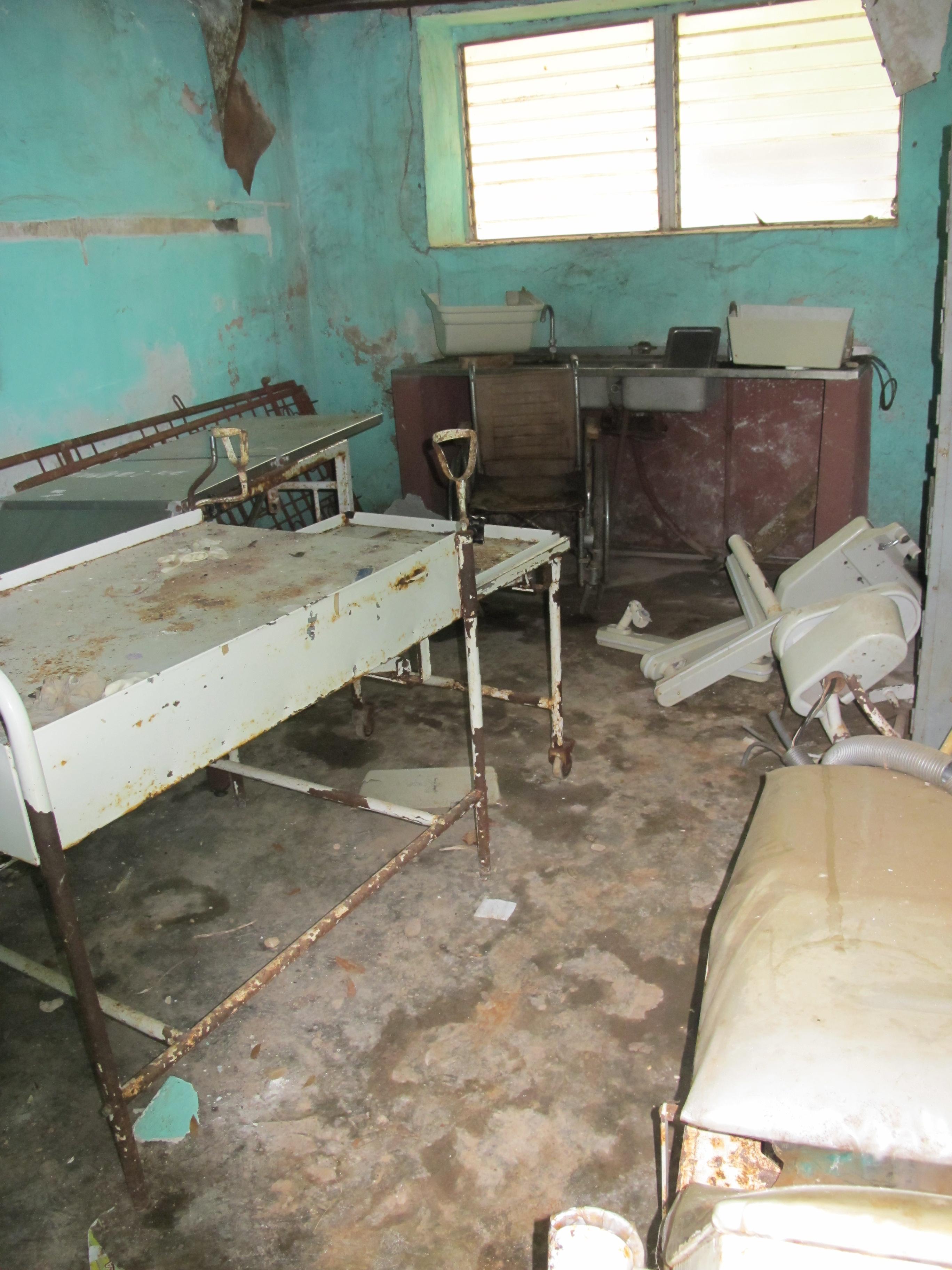 Haiti EMOC in Need of Repair