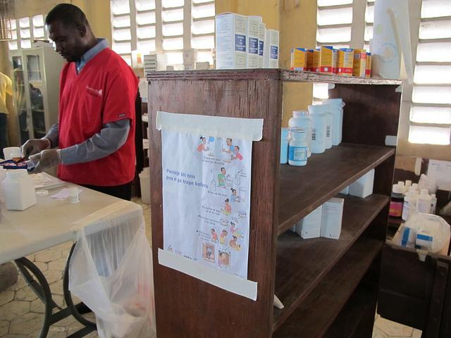 Haiti cholera earthquake response 2