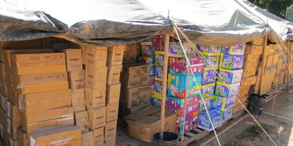 Hygiene Kits Provide Comfort for Thousands of Displaced Families in Haiti