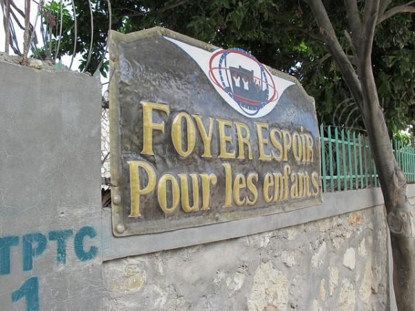 Haiti orphanage Foyer les enfants 2