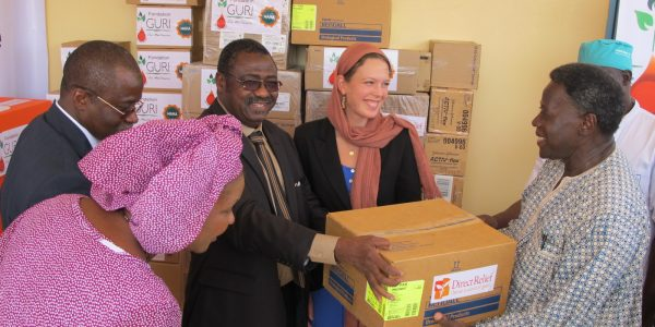 From the Field: Fistula Repair Supplies Arrive in Niger