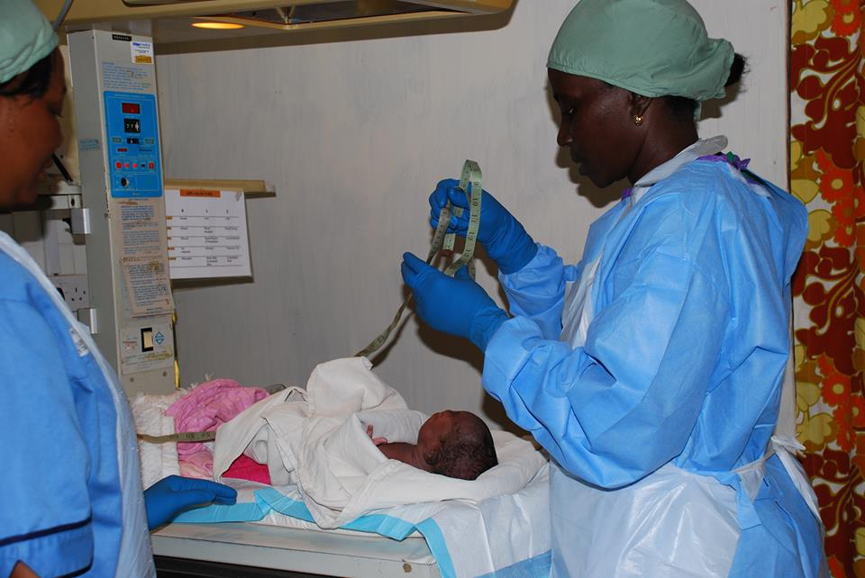 Facilities are continuing vital birthing services as the country works toward zero Ebola cases.