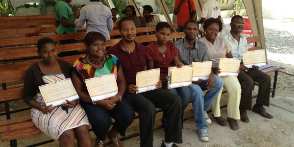 Preventing Cervical Cancer in Haiti: Local Providers Trained to Screen