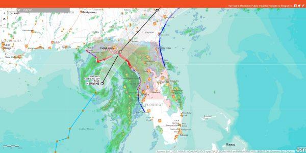 Emergency Update: Florida Braces as Hermine Strengthens to Hurricane