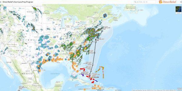 Hurricane Joaquin: U.S. East Coast, Bahamas