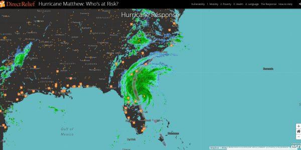 Hurricane Matthew: Who's at Risk? 4 Vulnerability Factors