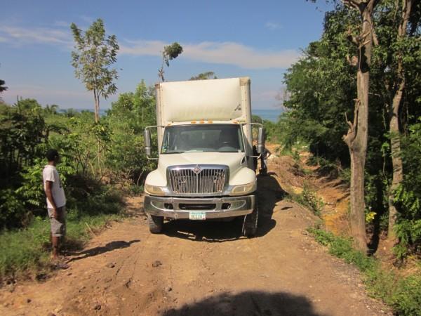 Hurricane Module Delivery Haiti 2012 (3)
