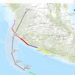 Hurricane Patricia Map