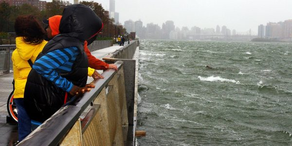 Big Data vs. Big Storm: New Technology Informs Hurricane Sandy Preparedness, Response