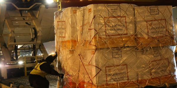 747 Jets to West Africa as Ebola Response Pivots toward Recovery