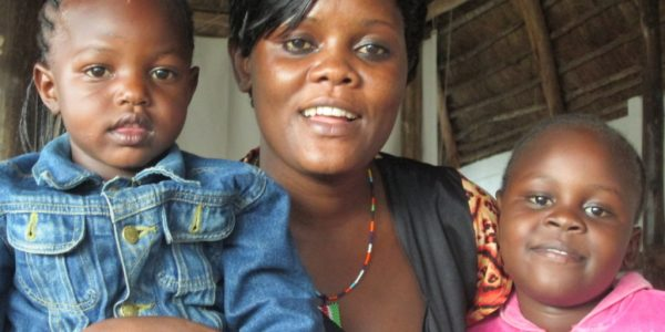 Inspiring Moms of May: Fistula Survivor Embraces Motherhood