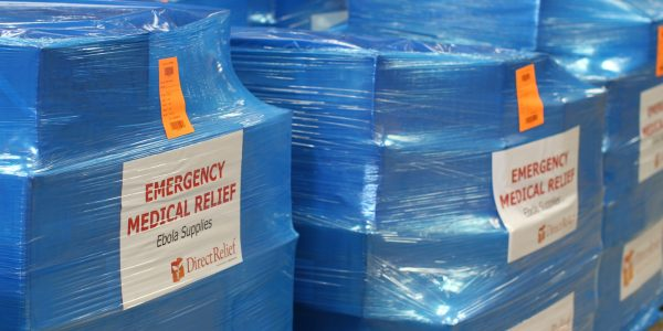 Ebola Outbreak: Aid Arrives in Sierra Leone