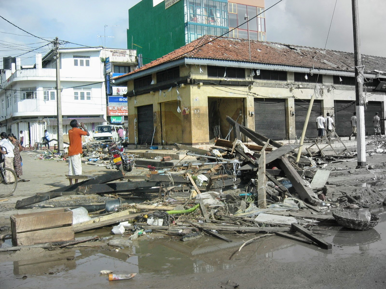 An Indonesian town was one of many devastated by the 2004 tsunami that swept through the region. On Wednesday, a 6.5-magnitude earthquake struck the region, and Direct Relief is responding with aid.