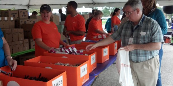 AbbVie Employees Help Ready Families for Emergency