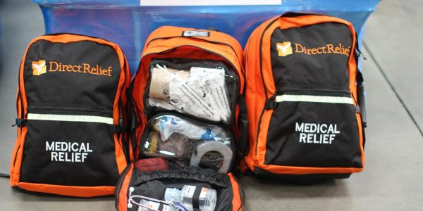 NY & NJ Mobile Medical Units to Receive Emergency Packs