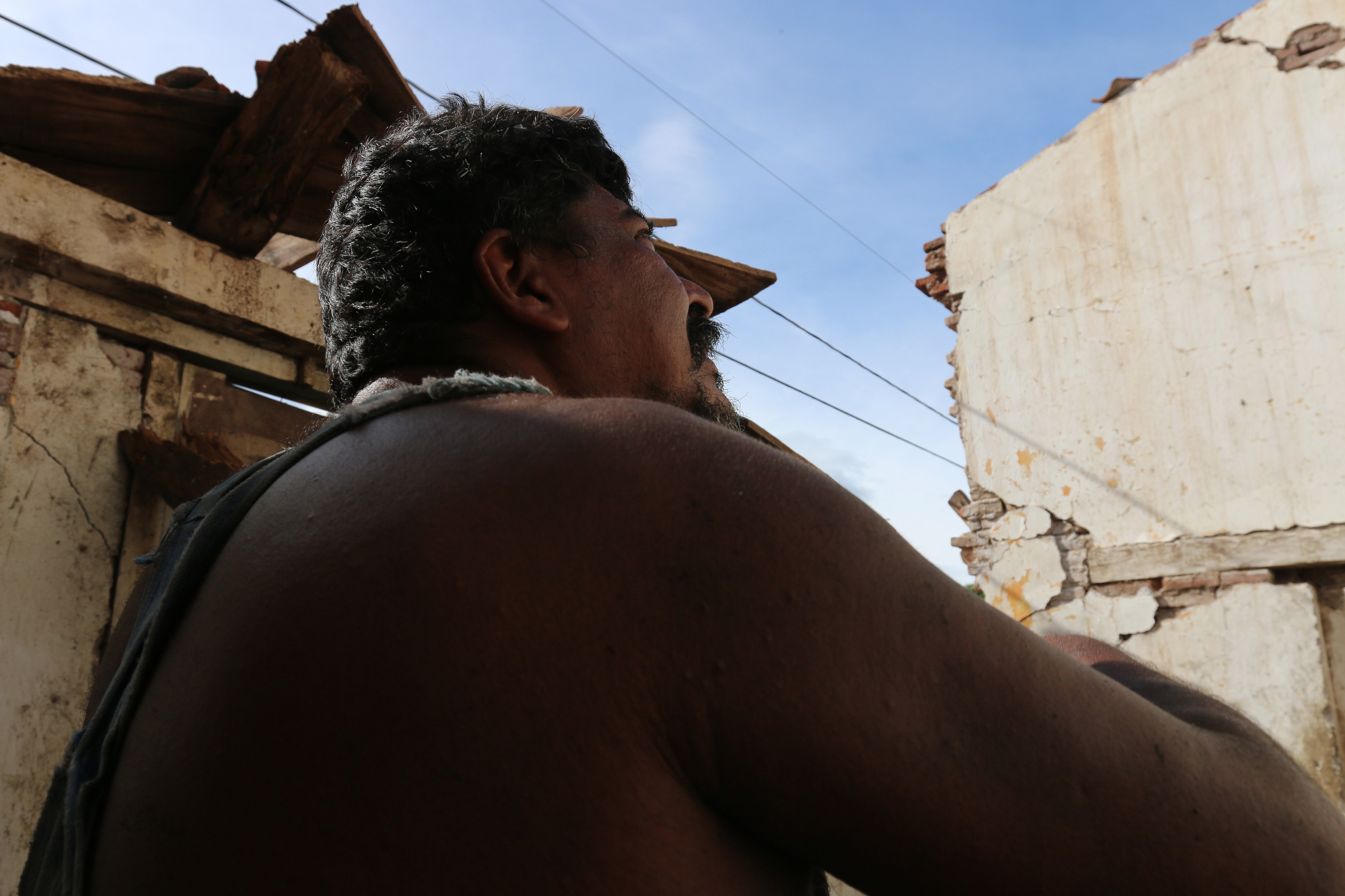 (Photo by Nadia del Pozo / Felipe Luna for Direct Relief)
