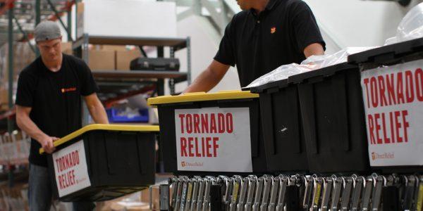 Update: Oklahoma Tornado Response Continues