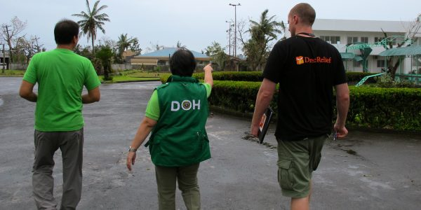 Typhoon Hagupit:  Delivering Emergency Medicines and Supplies Before a Disaster