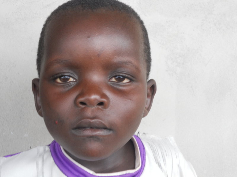 Joseph* is already seeing results after his first round of chemotherapy. Photo courtesy of SHED Foundation.