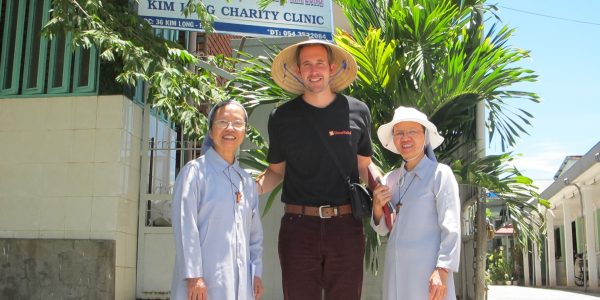 From the Field: Visiting the Kim Long Charity Clinic in Vietnam