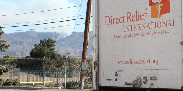 Lookout Fire Brings Disaster Response Close to Home
