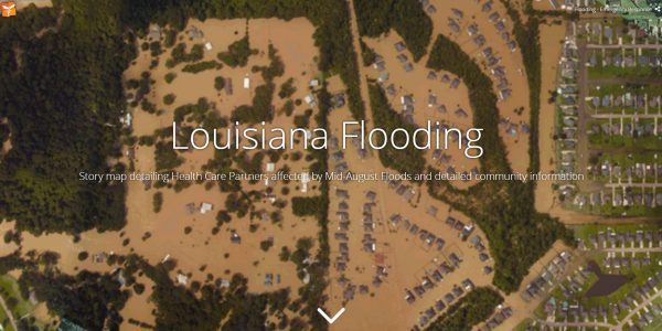 Louisiana Flooding: Support for Local Communities