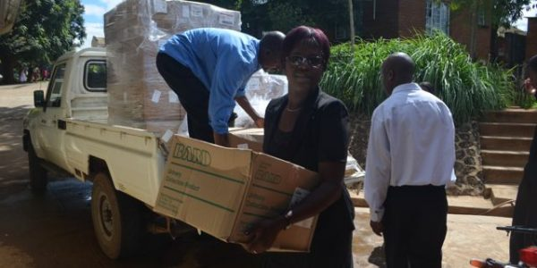 Essential Fistula Surgery Equipment Arrives in Malawi