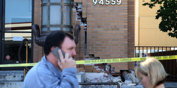 Napa Earthquake: Monitoring Medical Needs