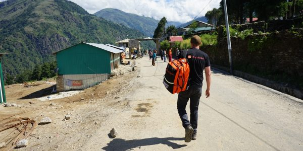 Nepal Earthquake Relief: Three-Month Report