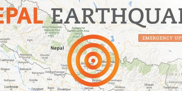 Nepal Earthquake: Direct Relief Commits Initial $50,000 Cash to Emergency Response