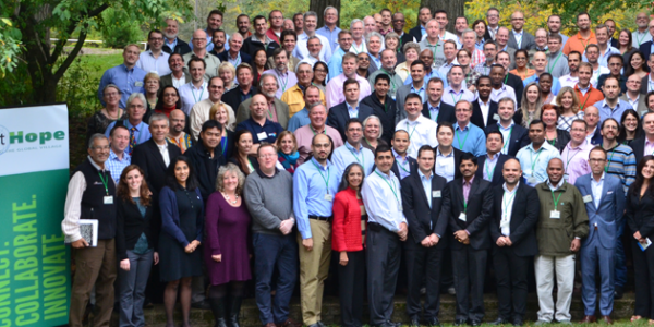 NetHope Summit 2014: Using Technology to Address Global Challenges