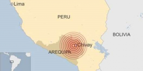 Emergency Response: Earthquake in Peru