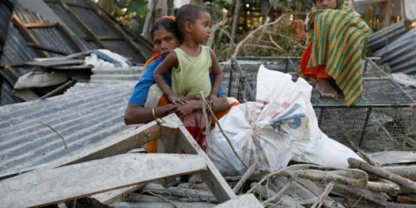 Aid to Bangladesh Tops $2.8 Million