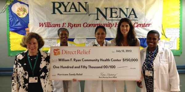 Sandy-Battered Health Center Receives $150,000 Grant to Aid Recovery