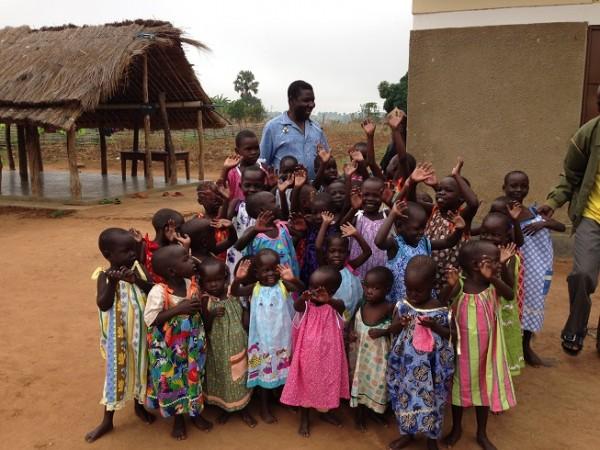 S Sudan Dr. Dumba w orphans 04 19 14 paint