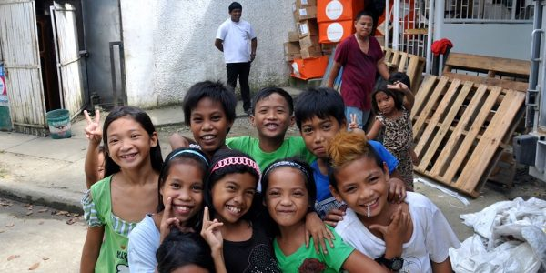 Aid Delivered to Communities Affected by Typhoon Hagupit