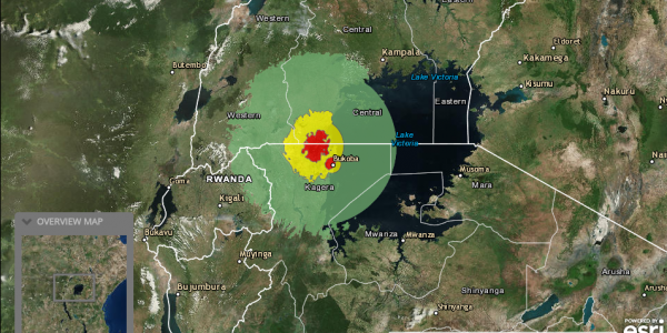 Emergency Response Update: Earthquake in Tanzania