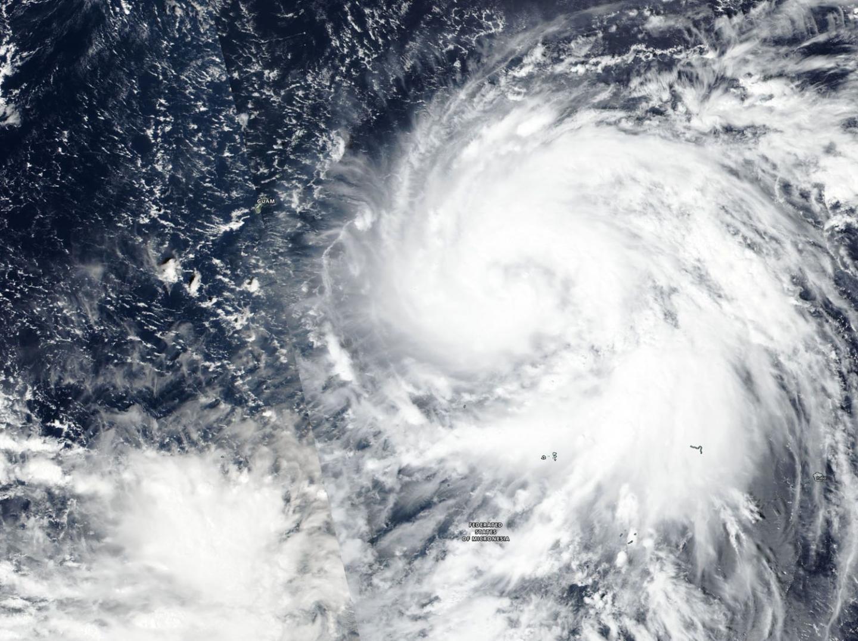 super typhoon yutu hits northern mariana islands as category 5 storm