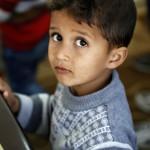 Syrian refugee album