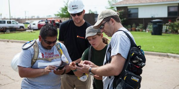 Collaborating with Palantir, Team Rubicon to Help Oklahomans in Need